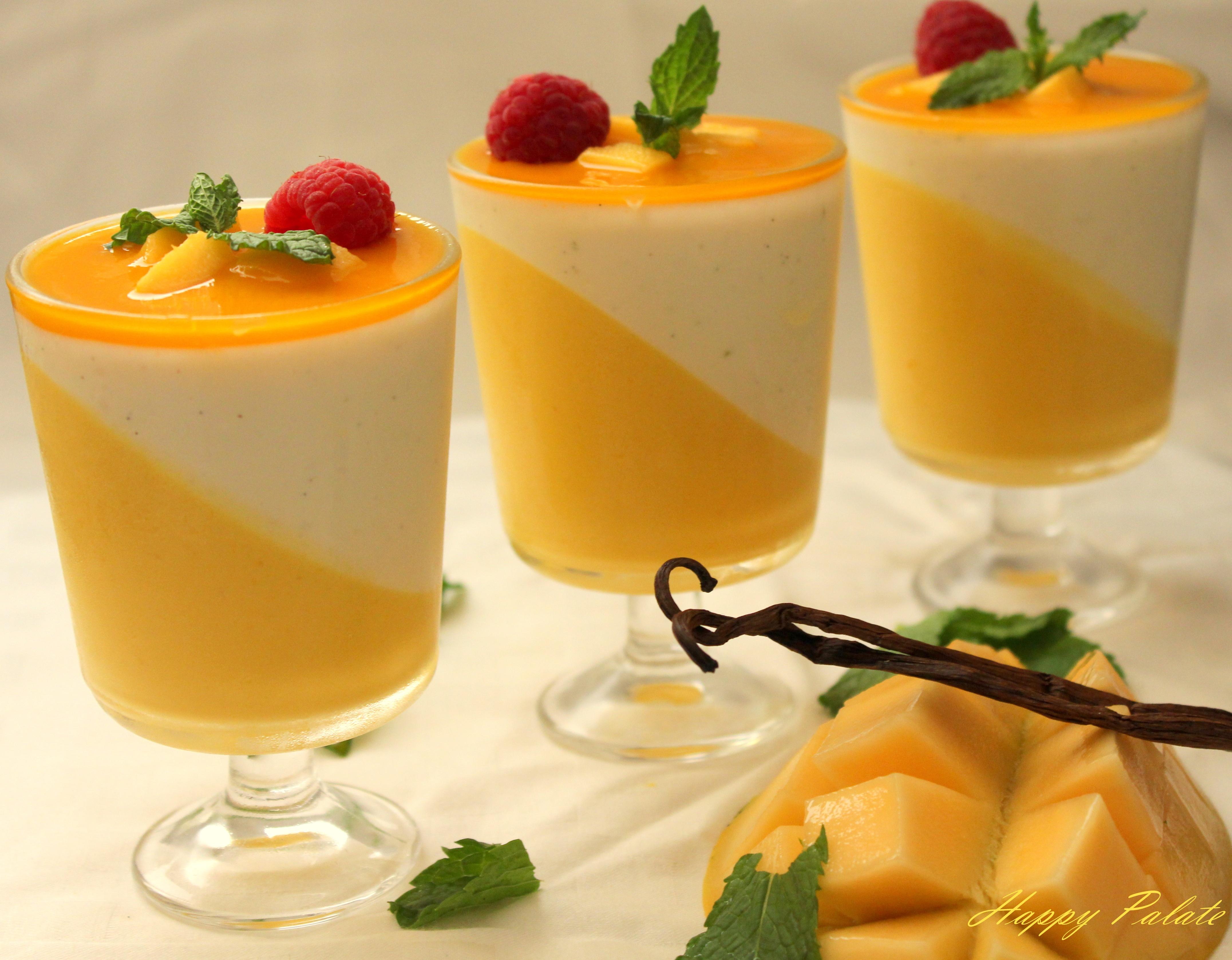 panna cotta mango panna cotta recipe deseada de pulpa de mango jasmine ...