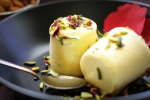 Mango and Saffron Kulfi