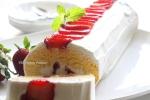 Strawberry Torte