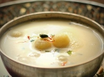 Paal Kozhukattai or Rice Dumplings in Sweet CoconutMilk