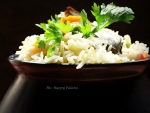 Brinji- Vegetable Biryani with CoconutMilk